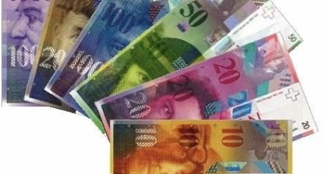 Croatian banks told to rejig Swiss-franc loans