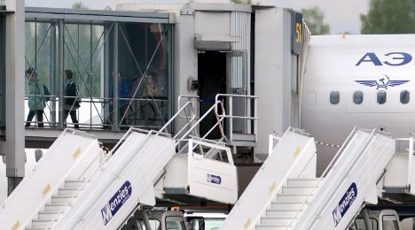 Amnesty appeals for Snowden Norway asylum