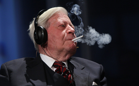 Ex-Chancellor 'hoards 38,000 cigarettes'
