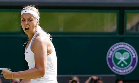 German broadcaster can't air Wimbledon final