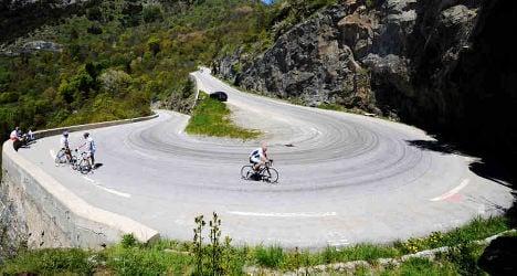 Tour de France stage 18: France's Riblon triumphs