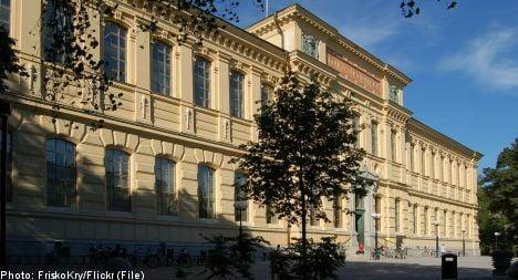 US to return stolen Swedish books