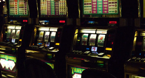 Turin man wins €471,000 on a slot machine