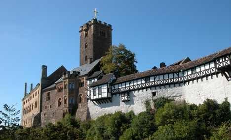 Wartburg Castle: 1,000 years of German history