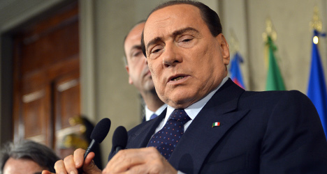 Berlusconi legal troubles raise the heat in Italy