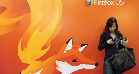 Firefox phones make world debut in Spain