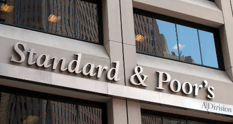 Italy hit with new S&P credit rating cut
