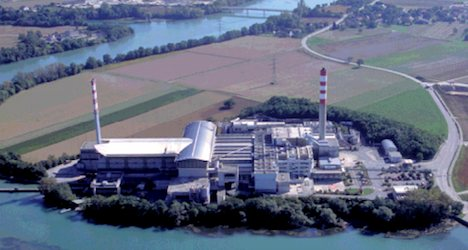 Downsized plant set to burn Geneva's garbage