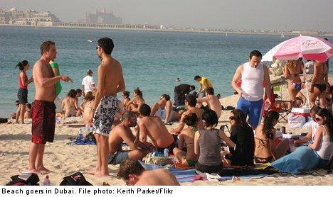 Dubai rape illustrates 'dictatorship holidays'