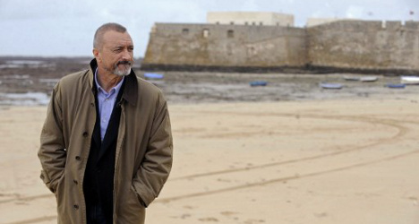 Top Spanish writer fined €200K for plagiarism