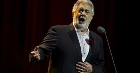 Opera star Domingo in hospital with blood clot