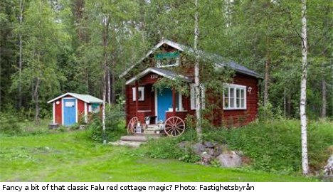 Why I'll never find a cure for Swedish cabin fever