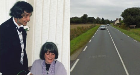 Tribute to British woman found dead in Brittany