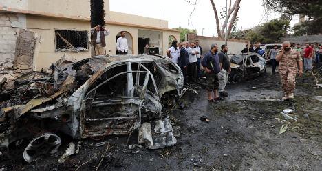 French consul in Libya survives gun attack