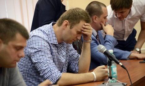 Germany: Putin foe jailed after 'show trial'