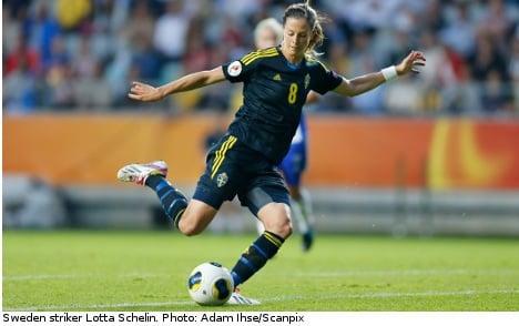 Sweden thrash Finland in Euro 2013 goal fest