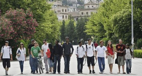 Spain remains top choice for Erasmus students