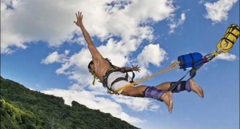 Swiss plan Europe's highest bungee jump