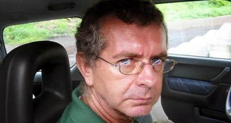 French hostage killed by 'single shot to head'