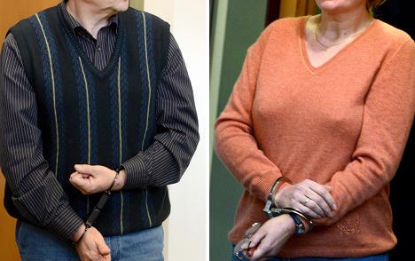 Court jails Russian spy couple