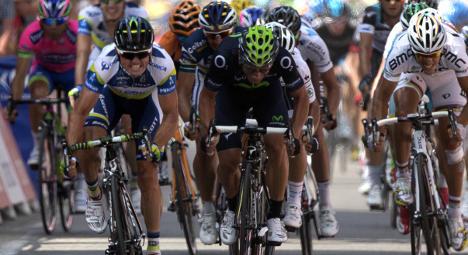 Tour de France 2013: Gerrans wins Stage 3