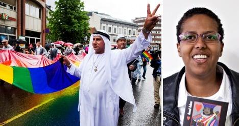 Death threats for lesbian Somali-Norwegian