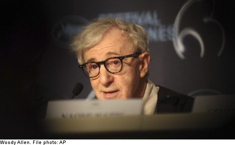 'Woody Allen would be wonderful for Sweden'