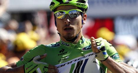 Tour de France 2013: Sagan wins stage 7