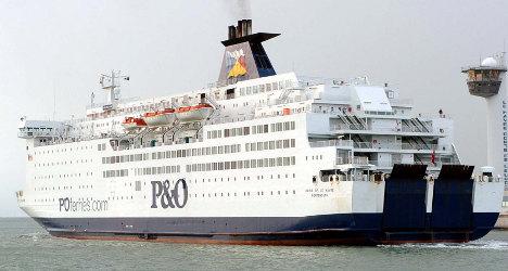 Asylum seekers found in tanker on France-UK ferry