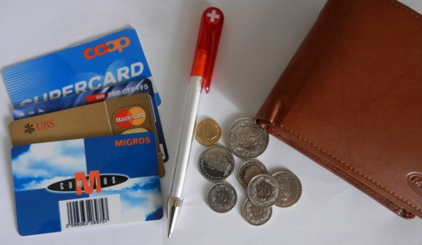 Swiss top the tables for household savings