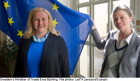 Sweden in the top of EU single market league