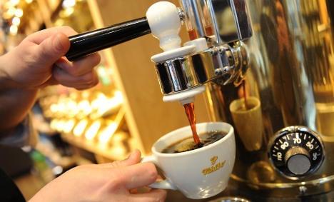 Coffee roaster sells false teeth along with beans
