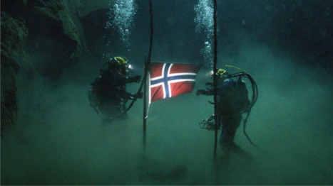 Manhunters star salutes North Sea divers