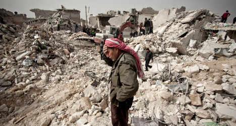 Italy takes back seat on Syria