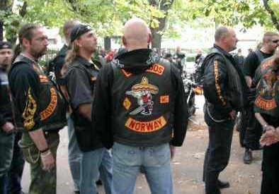 Police bust Bandidos biker meet-up