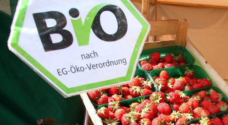 Young Germans lead organic food boom