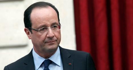 France set to 'punish' Assad without UK help