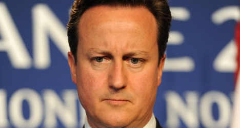 British PM makes failed Twitter attempt at Italian