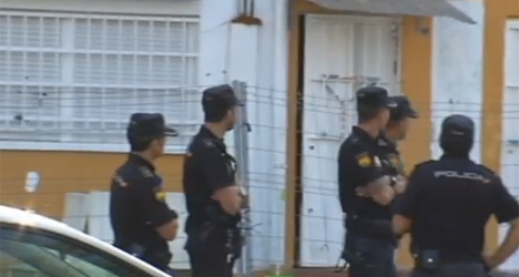 Spanish cops arrest gang who killed seven-year-old