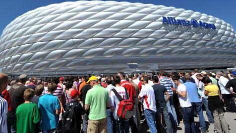 Munich trumps Berlin as Euro 2020 candidate
