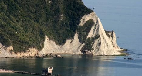VIDEO: 4.4-magnitude quake hits central Italy