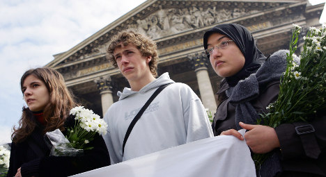 'France is having an identity crisis over Islam'