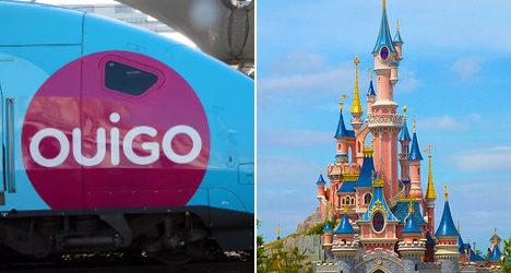 Delayed passengers given night at Disneyland
