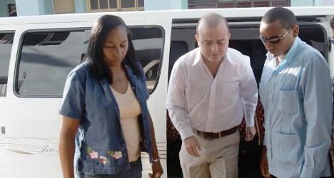 Cubans killed activist: Spanish politician