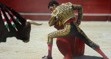 'Bullfighting is a French ritual – leave us in peace'