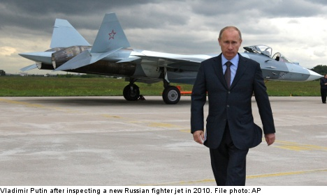 'Swedes should be wary of Russian militarization'