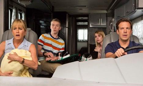 New in German cinemas: 'We're the Millers'