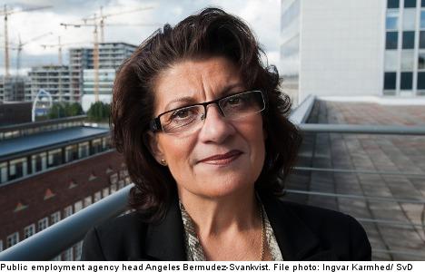 Jobs agency head mired in phone bill scandal