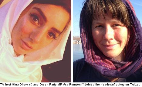 'Hijab outcry' woman in repeat attack