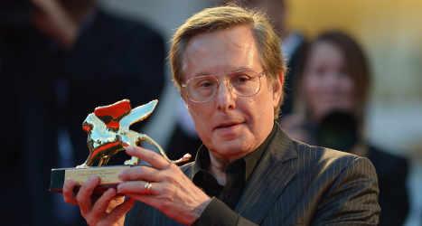 Venice award for The Exorcist film-maker